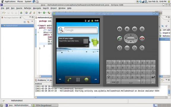 การทำ App Android